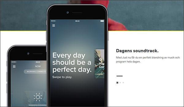 Spotify presenterar nya tjänsten Spotify Now samt Spotify Running