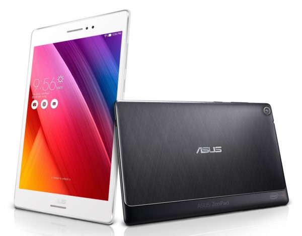 Asus ZenPad S 8.0 har USB Type-C, Intel-processor och 4GB RAM
