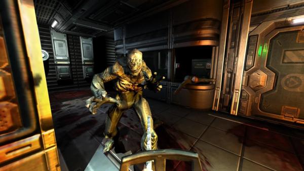 Doom 3: BFG Edition släpps för Nvidia Shield