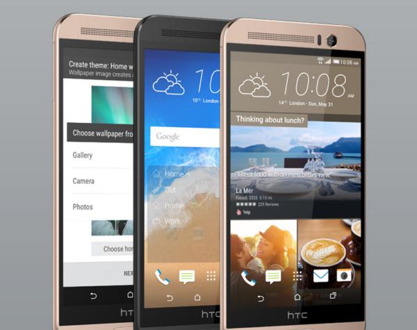 HTC introducerar One ME med 2560 x 1440 pixlar