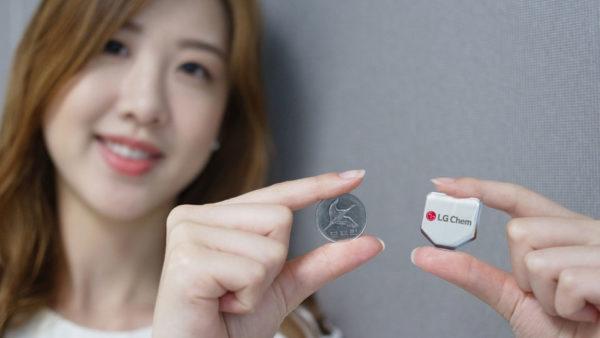 LG:s sexkantiga batteri gör smartklockor mer uthålliga