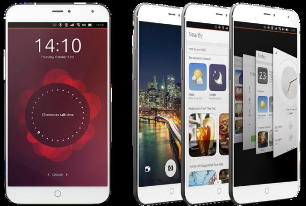 Nya Ubuntu-mobilen Meizu MX4 har betydligt högre prestanda