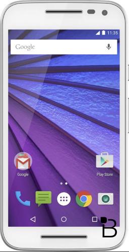 Rykte: Bilder som visar nya Motorola Moto G