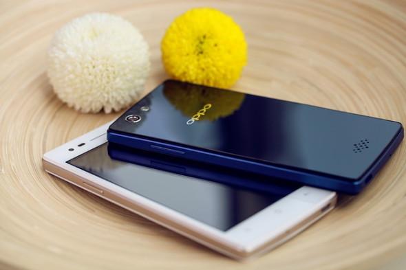 Neo 5 och Neo 5s – två nya telefoner från Oppo