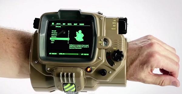 Specialvariant av Fallout 4 levereras med fysisk Pip-Boy