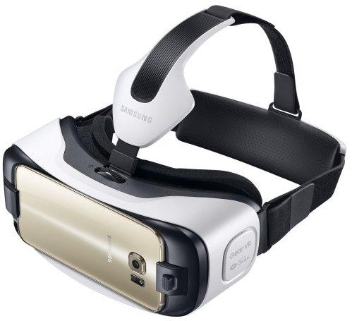 Samsung Gear VR för Galaxy S6 och S6 Edge nu i butik
