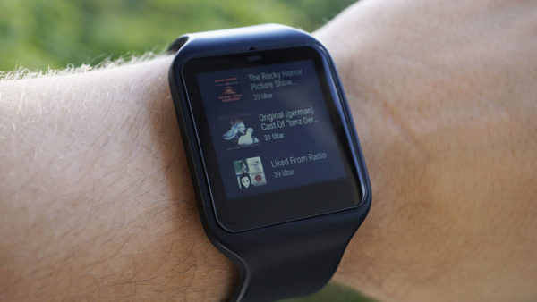 """Spotify utökar Android Wear-stödet, introducerar """"Running"""" i senaste betan"""