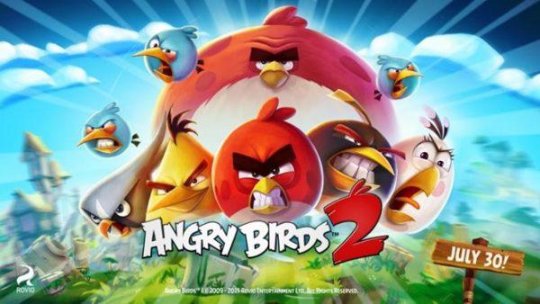 Angry Birds 2 släpps 30:e juli