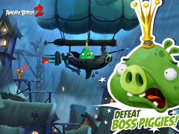 Angry Birds 2 går nu att ladda hem i Google Play