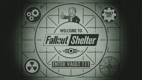 Fallout Shelter släpps för Android 13:e augusti