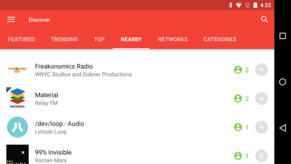 Google introducerar Nearby – automatisk kommunikation mellan enheter