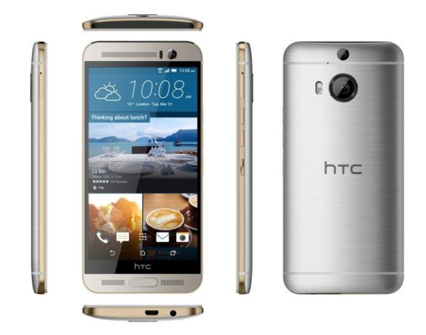 HTC One M9+ kommer till Europa
