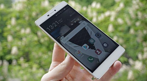 Vi testar Huawei P8