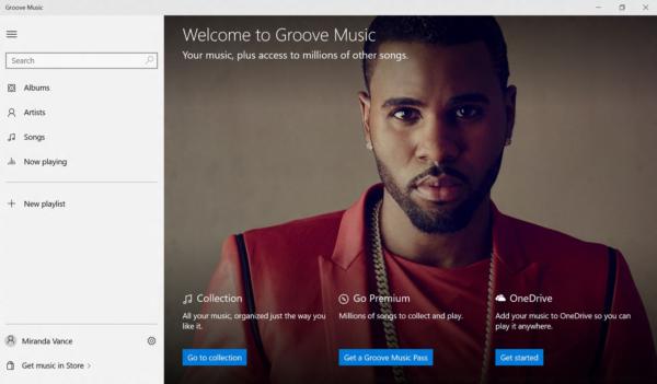 Microsoft döper om Xbox Music till Groove