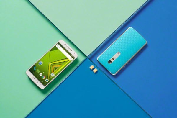 Motorola Moto X Play har kraftfullt batteri, lågt pris