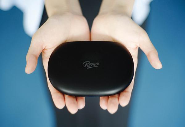 Remix Mini är en liten Android-PC, finansieras via Kickstarter