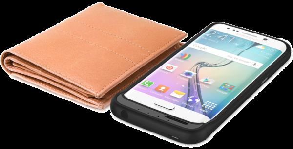 Incipios nya fodral för Galaxy S6 och S6 Edge ger enheterna minneskortsplats och längre batteritid