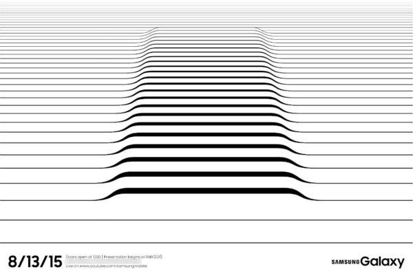 Samsung bjuder in till evenemang 13:e augusti