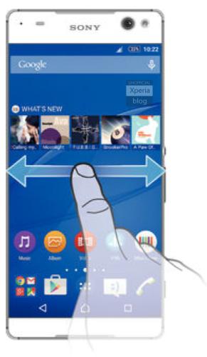Sony Xperia C5 Ultra kan få mycket tunna kanter kring skärmen