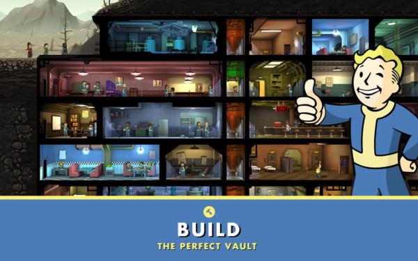 Bethesda släpper Fallout Shelter i Google Play