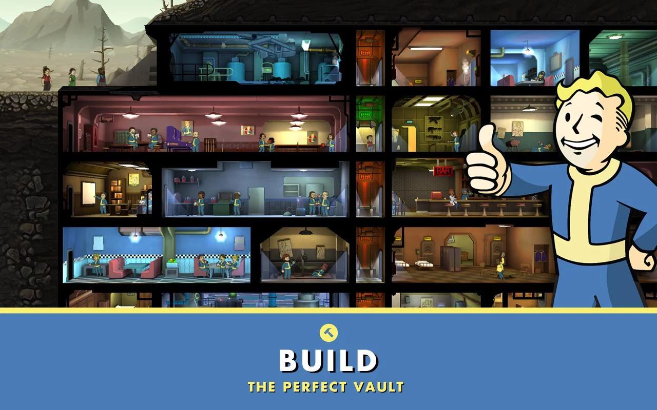 Fallout shelter play market скачать - 64