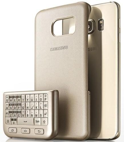 Här är Samsungs lustiga QWERTY-tangentbord för Note 5 och S6 Edge+