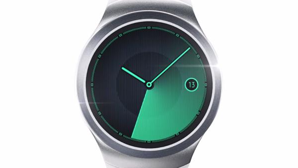 Samsung visar upp smartklockan Gear S2 i video