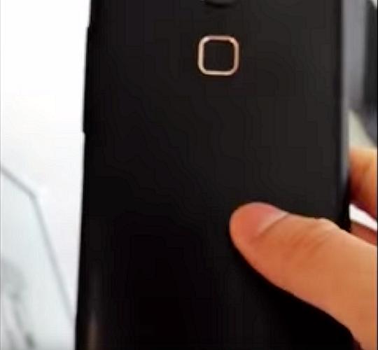 Är det här en prototyp av Huaweis Nexus-telefon?