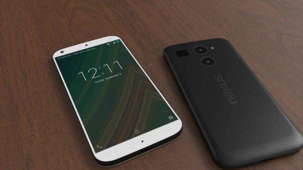Inofficiellt koncept för årets Nexus 5