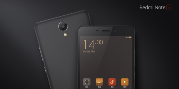 Xiaomi presenterar löjligt prisvärda Redmi Note 2