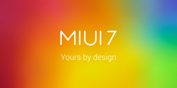 Xiaomi lanserar gränssnittet MIUI 7, släpps 24:e augusti