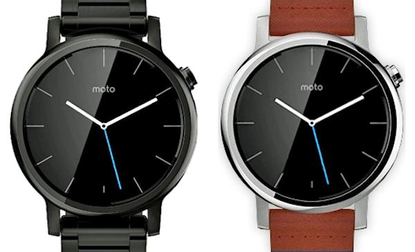 Designen för nya Motorola Moto 360 nästintill bekräftad