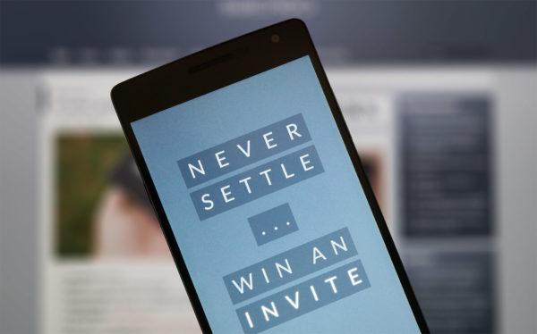 Tävla om tio inbjudningar till att köpa OnePlus 2