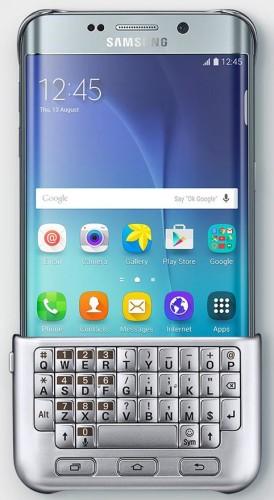 Samsung Galaxy S6 Edge Plus kan få fysiskt tangentbord