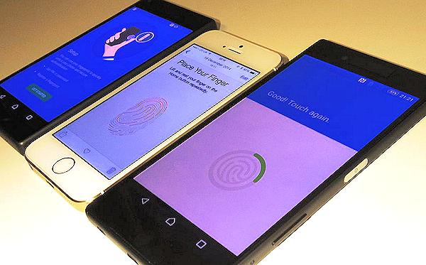 Sonys nästa toppmodeller kan få fingeravtrycksläsare