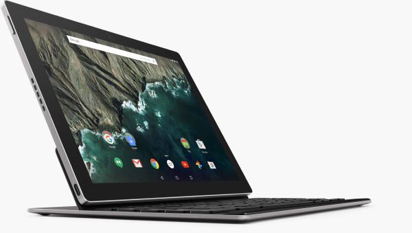 Androidsurfplattan Google Pixel C har 2560 x 1800 pixlar