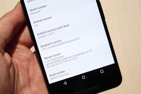 Google berättar om månadens säkerhetsuppdatering