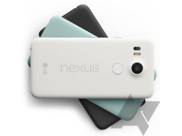 Rykte: LG Nexus 5X kan förbeställas redan i morgon, kostar $380