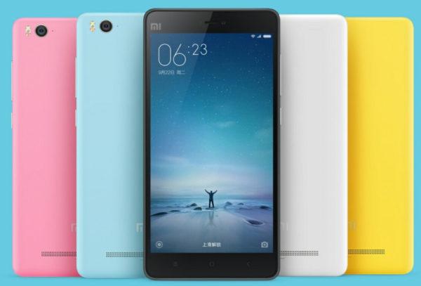 Xiaomi presenterar Mi 4c – prestanda för budgetpris