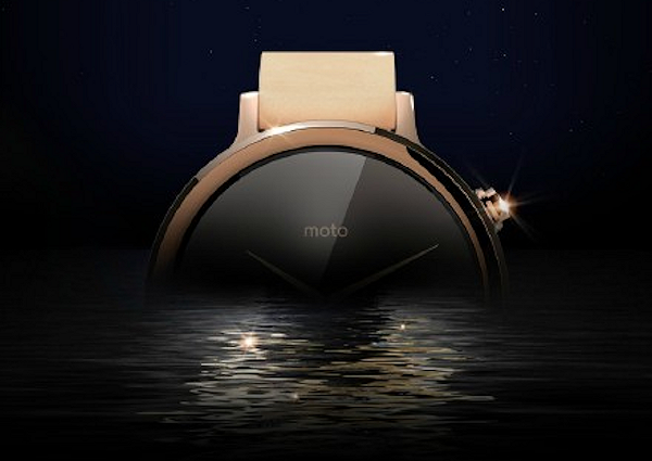 Nya Moto 360 presenteras 8:e september enligt Lenovo