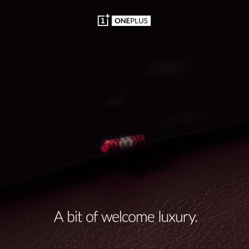"""OnePlus menar att något """"lyxigt"""" är på gång"""