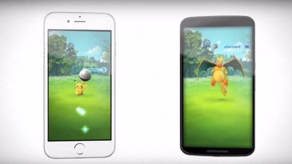 Pokémon Go släpps för Android nästa år