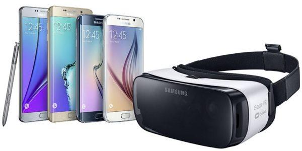 Samsung och Oculus lanserar första konsumentversionen av Gear VR