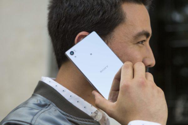 Sony introducerar Xperia Z5 Premium med 3840 x 2160 pixlar
