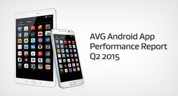 De här apparna påverkar batteritid och prestanda mest enligt AVG