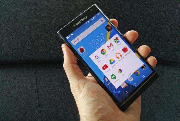 BlackBerry berättar om säkerhetsfinesserna i Priv