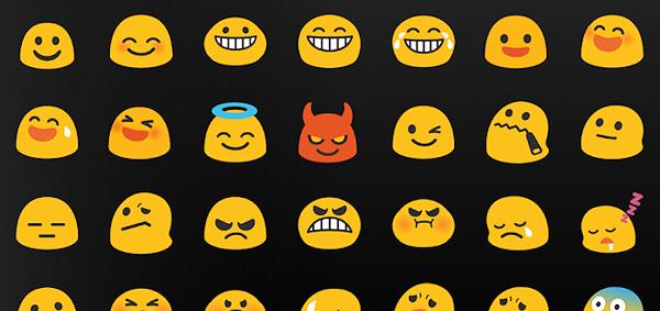 Nya emojis på väg till Android