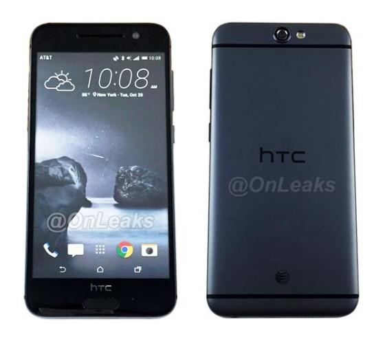 Rykte: Bilder på skyltexemplar av HTC One A9 Aero