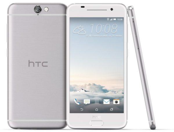 HTC introducerar One A9 med fingeravtrycksläsare och Android 6.0