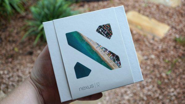LG Nexus 5X anländer: uppackning och första intryck